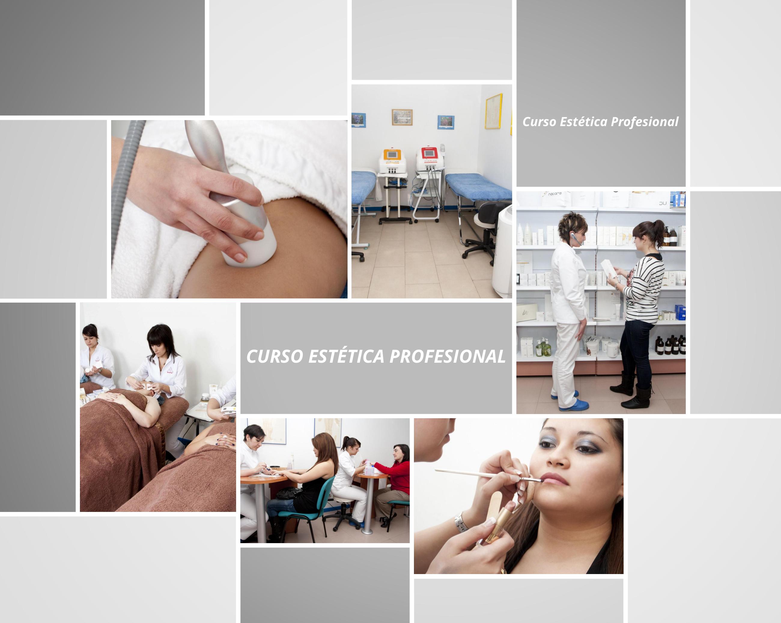 ayudante medicina estética